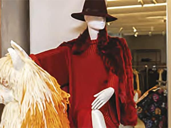 "La moda peruana bajo la marca Alpaca del Perú conquista ""La Catedral de la Moda""del mundo"